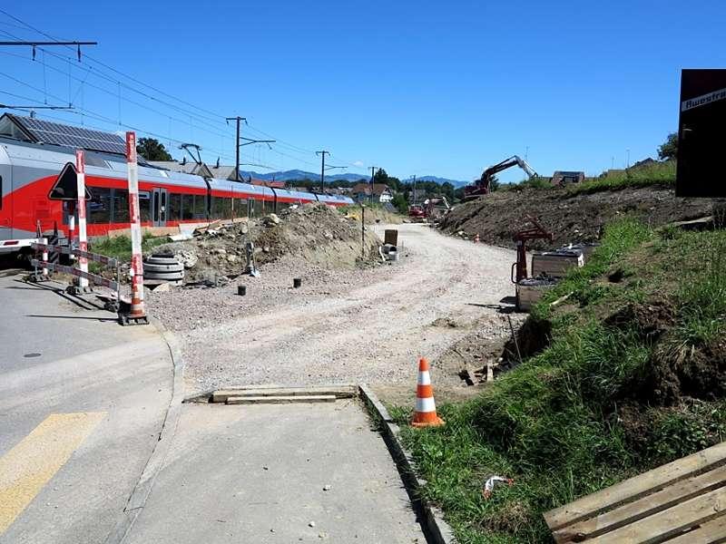 Bauingenieurwesen und Vermessung: Planung, Ausführung und Überwachung der Erschliessung ganzer Quartiere (Wilen, Kaltbrunn)
