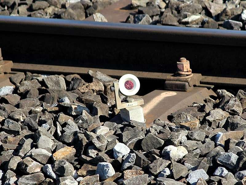 Vermessung und Geomatik: Monitoring von SBB-Gleisanlagen mittels Totalstation